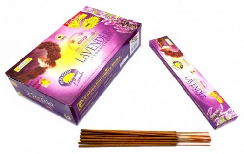 Благовоние Рудракшмала Лаванда (Padma Rudrakshmala Lavender ) 25 гр - 1