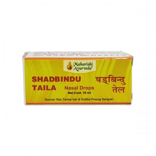 Шадбинду масло, Махариши Аюрведа (Shadvindu oil, Maharishi Ayurveda) 10 мл - 1