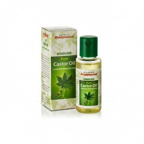 Касторовое Масло, Гуд Кейр Байдьянатх (Castor Oil, Goodcare Baidyanath) 50 мл - 1