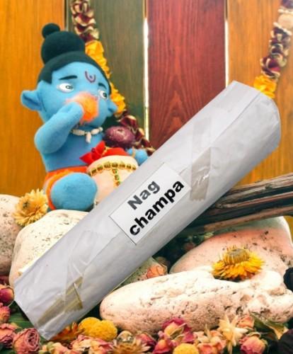Благовония Nag Cha(Вриндаван)a 250 грамм упаковка (Вриндаван) - 1