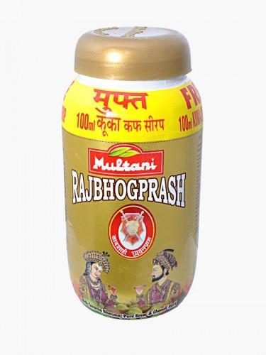 Чаванпраш Радж Бхогпраш Голд, Мултани (Chyavanprash RajBhogPrash Gold, Multani) 500 грамм - 1