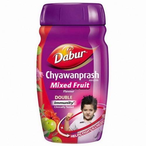 Чаванпраш Фруктовый, Дабур (Chyavanprash Mixed Fruit, Dabur) 500 гр - 1