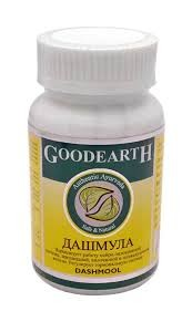 Дашамула (Dashmool, Goodcare Pharma) 60 кап. - 1
