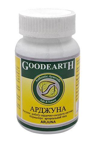 Арджуна, Гудеарз (Arjun, GOODEARTH PHARMA) 60 кап - 1