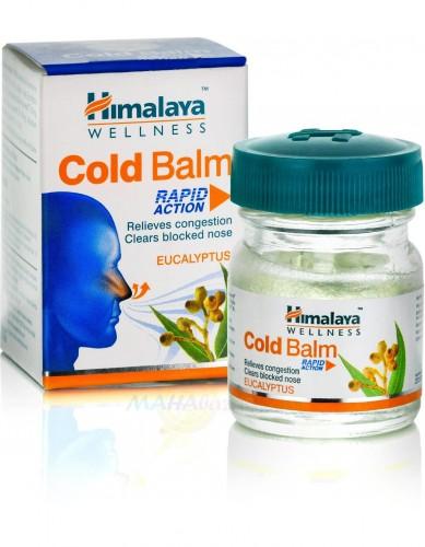 Бальзам Голд Балм от простуды и головной боли, Хималая (Cold Balm, Himalaya) 10 гр - 1