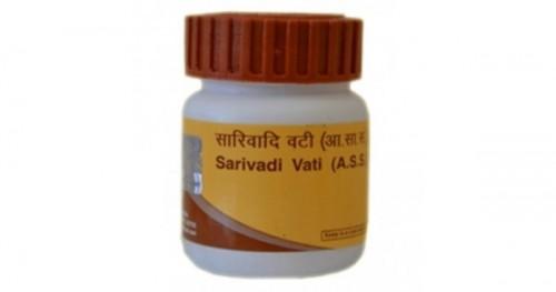 Саривади Вати, Патанджали (Sarivadi vati, Patanjali) 160 таб - 1