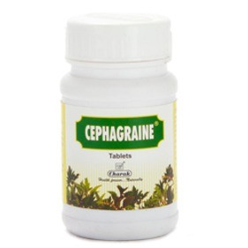 Сефаграин, Чарак (Cephagraine, Charak) 40 таб - 1