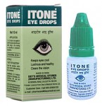 Айтон капли для глаз, Дейз Медикал (Itone eye drops, Dey's Medical) 10 мл