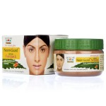 Маска для лица и тела Ним Гард с Сандалом, Манжиштой и Нимом, Гудкер (Neem Guard Herbal Face Pack, Goodcare) 50 гр