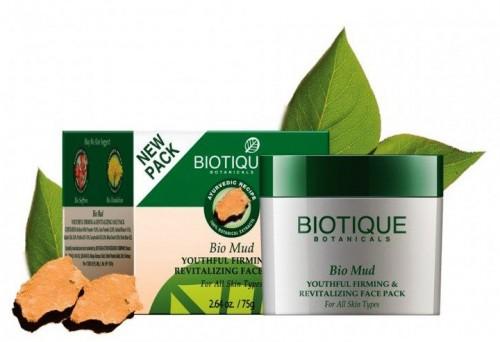 Био Грязь маска с глиной (Biotique Bio Mud pack) 75 гр - 1