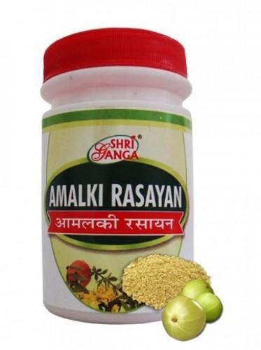 Амалаки Расаяна, Шри Ганга (Amalki Rasayan, Shri Ganga) 100 гр - 1