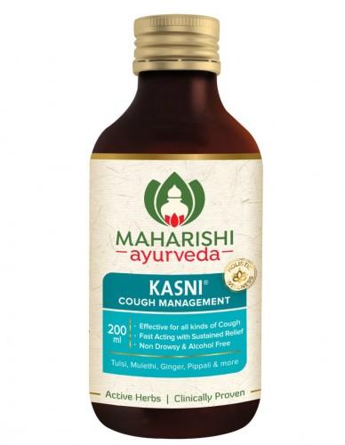 Касни сироп, Махариши Аюрведа (Kasni, Maharishi Ayurveda) 200 мл - 1