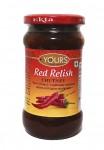 Чатни/ кисло-сладкая приправа чили (Yours Ethnic Foods) 323гр