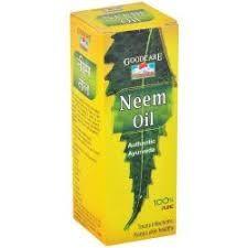 Масло Ним 100%, Neem oil (GoodCare) 50 мл. - 1
