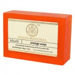 Мыло Апельсин (Кхади, Khadi) 125 гр.
