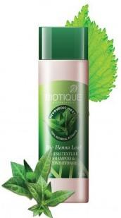 Шампунь-кондиционер Био Хна (Biotique Bio Henna Leaf) 120 мл - 1
