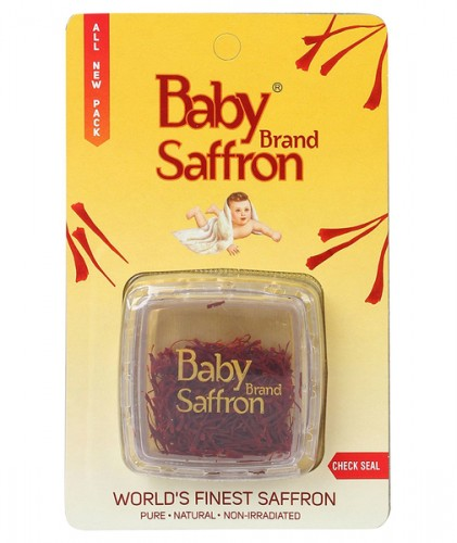 Шафран (Baby Saffron, Индия), 500 мг - 1