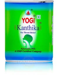 Йоджи Кантика, Аюрведик Пилс (Yogi Kanthika, Ayurvedic Pills) 140 таб - 1