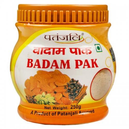 Бадам Пак - укрепляющий миндальный тоник ( Divya Patanjali Badam Pak) 250 гр - 1
