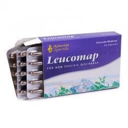 Лейкомап блистер, Махариши Аюрведа (Leukomap, Maharishi Ayurveda) 10 кап - 1