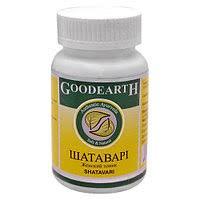 Шатавари, Гудеарз (Shatavari,Goodearth Pharma) 60 кап - 1