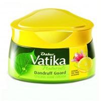 Крем-маска для волос Ватика от перхоти (Vatika Dandruff Guard, Dabur) 140 мл - 1