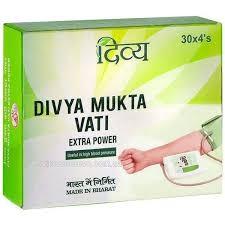 Мукта Вати, Патанджали (Divya Mukta Vati, Patanjali) 120 таб - 1