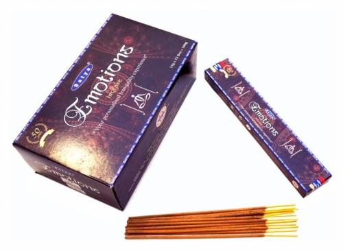 Благовония Emotions (Satya) 15 грамм - 1