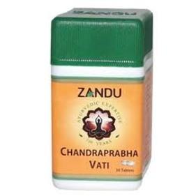 Чандрапрабха вати, Занду (Chandraprabha Vati, Zandu) 40 таб - 1