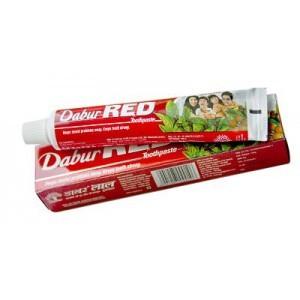 Зубная паста Pед, Дабур (Toothpaste Red, Dabur) 200 гр - 1