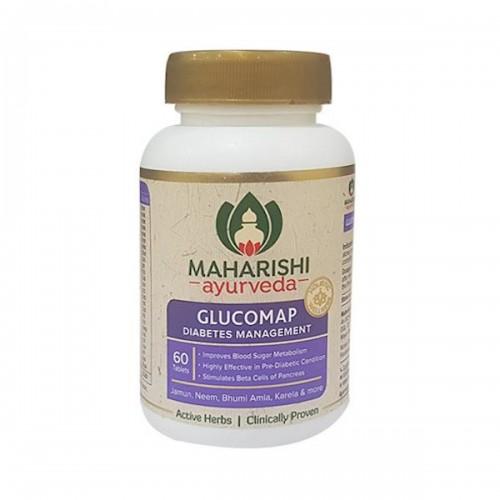 Глюкомап, Махариши Аюрведа (Glukomap, Maharishi Ayurveda) 60 таб - 1