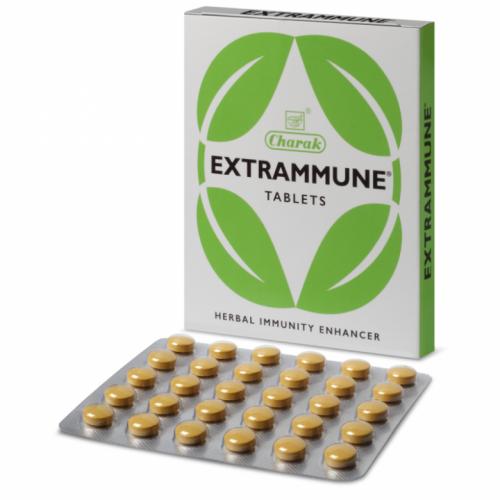 Экстраммуне, Чарак (Extrammune, Charak) 30 таб - 1