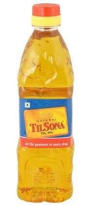 Кунжутное масло, Тилсона (Sesam oil, Tilsona) 500 мл - 1