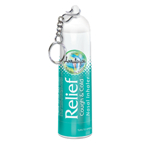 Релиф карандаш-ингалятор, Амрутанджан (Relief nasal inhaler, Amrutajan) 0,75 гр. - 1