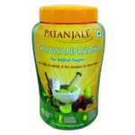 Чаванпраш без сахара, Патанджали (Chyawanprash sugar free, Patanjali) 750 гр.