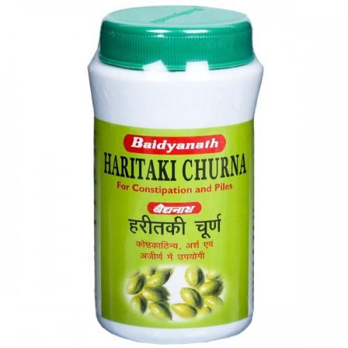 Харитаки Чурна, Бадьянатх (Haritaki Churna, Baidyanath) 100 гр - 1