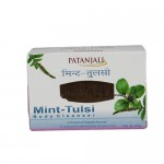 Мыло Мята и Туласи, Mint-Tulsi (Patanjali), 75 гр