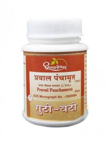 Правал Панчамрут, Дхутапешвар (Praval Panchamrut, Dhootapapeshwar) 25 таб - 1