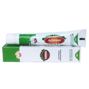 Крем противогрибковый Ропани (ROPANI, VAIDYARATNAM) 10 гр - 1