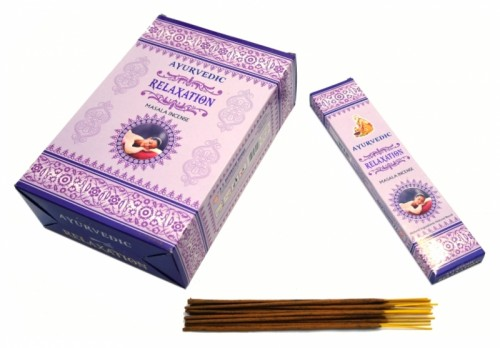 Благовония Ayurvedic Relaxation 20 грамм - 1