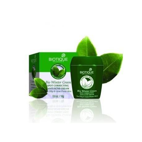 Био Грушанка (Biotique Winter green cream), 175 гр - 1