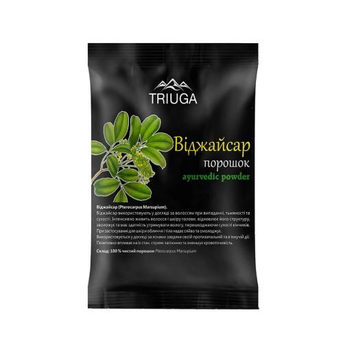 Виджасар порошок, Триюга (Pterocarpus Marsupium powder) 50 грамм - 1