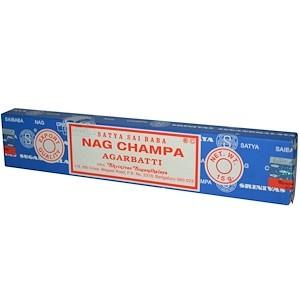 Благовония Agarbatti Nag Champa (Satya) 15 грамм - 1