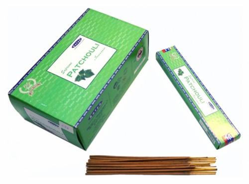 Благовония Supreme Patchouli (Satya) 15 грамм - 1