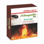 Кофе Ашвагандха Плюс, Хербал Хилс (Ashwagandha Plus Coffee Antistress, Herbal Hills) 100 гр