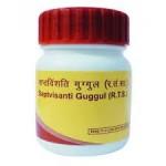 Саптвиншати Гуггул, Патанджали (Saptvinshati Guggul,Patanjali) 40 таб