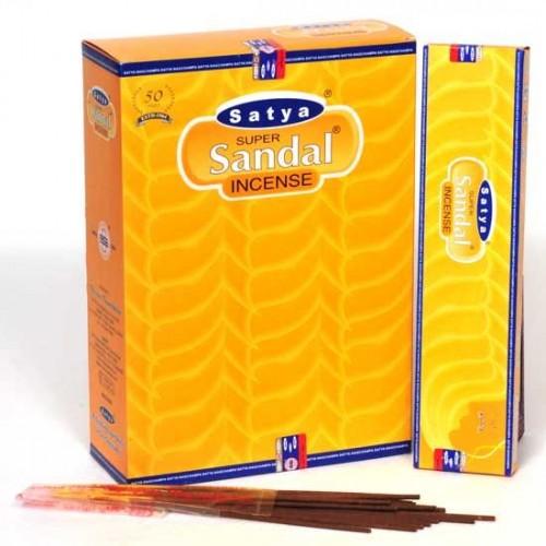 Благовония Super Sandal (Satya) 20 грамм. - 1