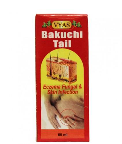 Бакучимасло, Вьяс Фармацептик (Bakuchitail,Vyas Pharmaceuticals) 60 мл - 1