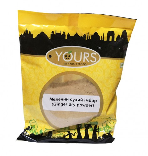 Имбирь (Yours Ethnic Food) 100 грамм. - 1