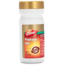 Прабхакар бати, Дабур (Prabhakar bati, Dabur) 80 таб - 1